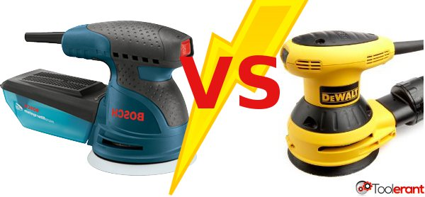 Which orbit sander is the best ?