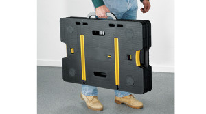 A briefcase for a real man...